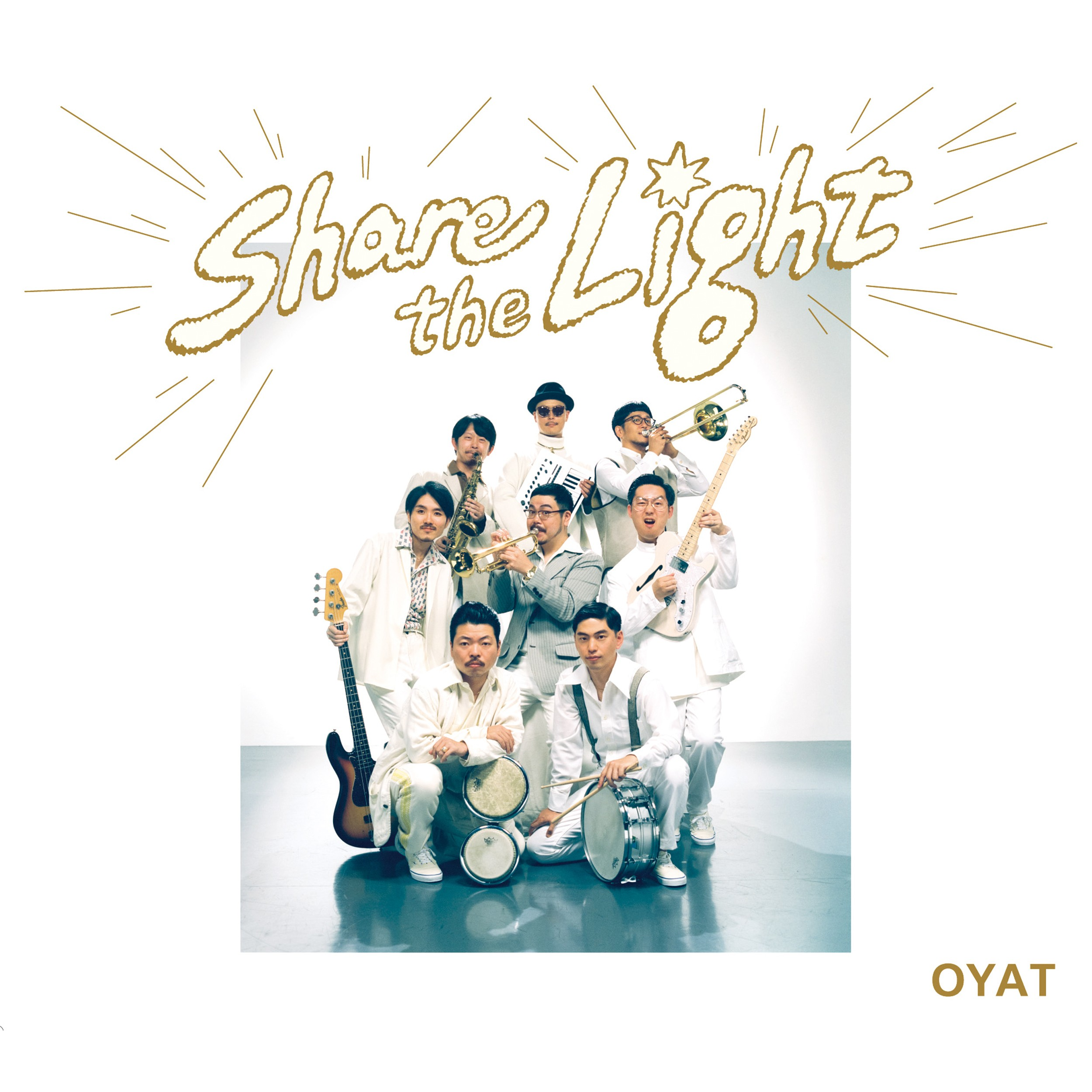 Image of Share the Light / 思い出野郎Aチーム