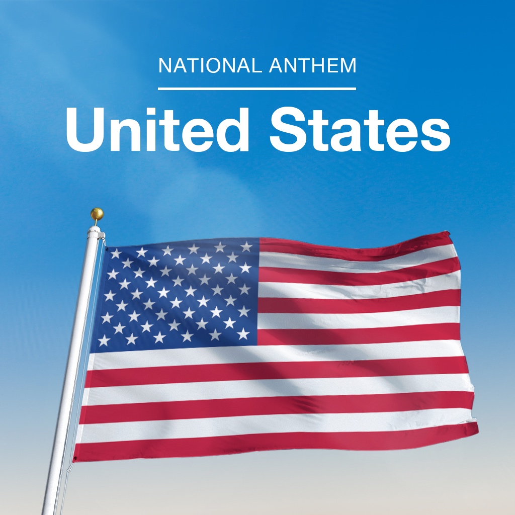 アメリカ合衆国 国歌