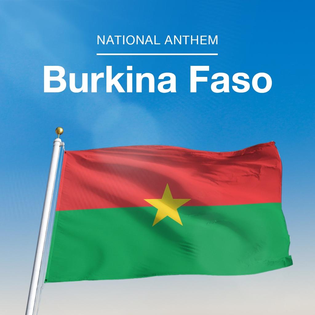 Image of ブルキナファソ国歌