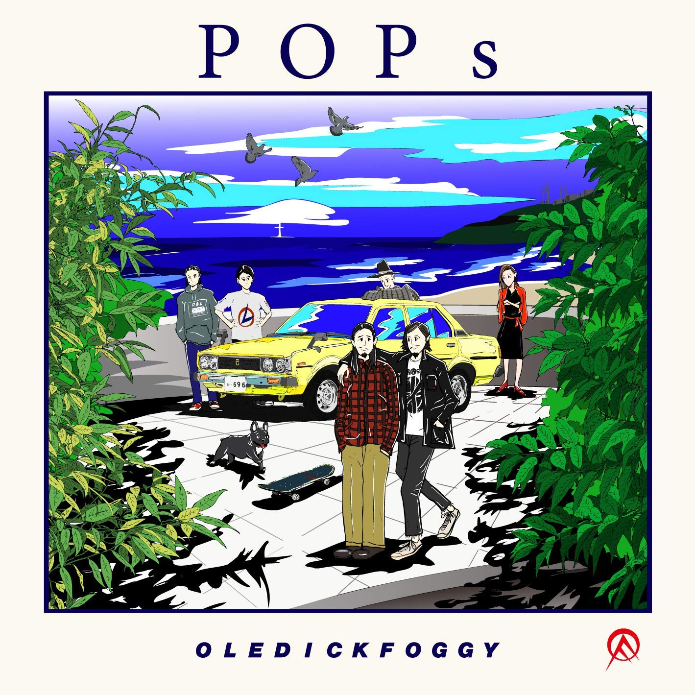 Image of POPs / OLEDICKFOGGY