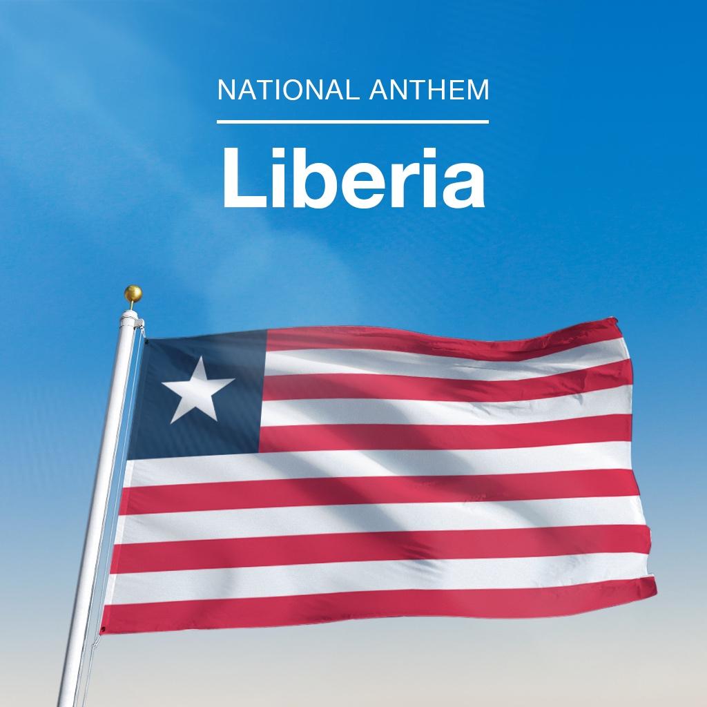 Image of リベリア国歌
