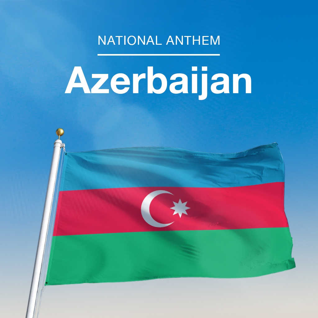 Image of アゼルバイジャン国歌