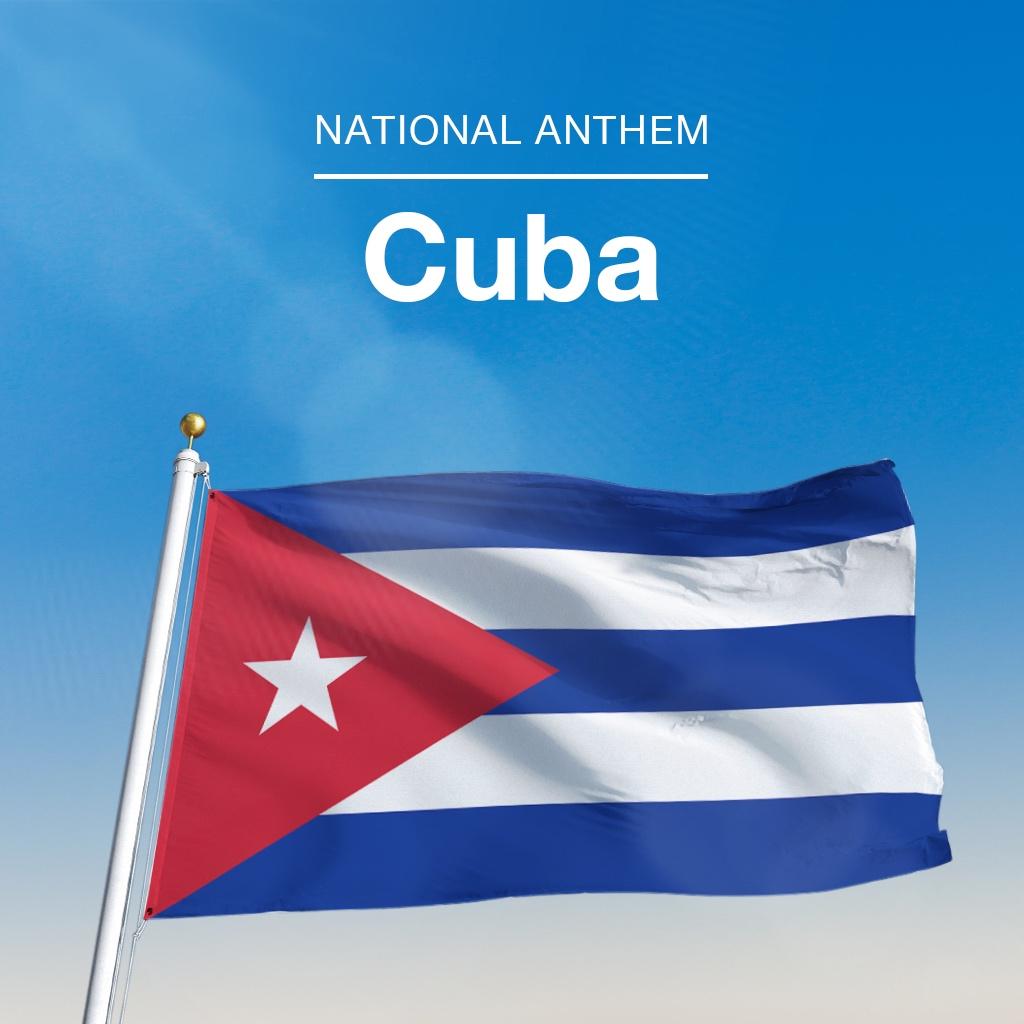 Image of キューバ国歌