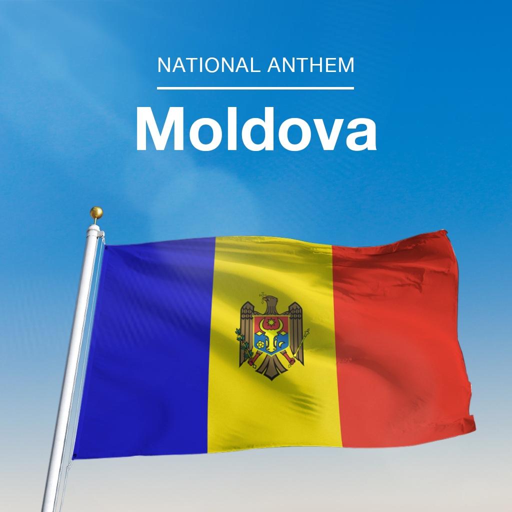 Image of モルドバ国歌