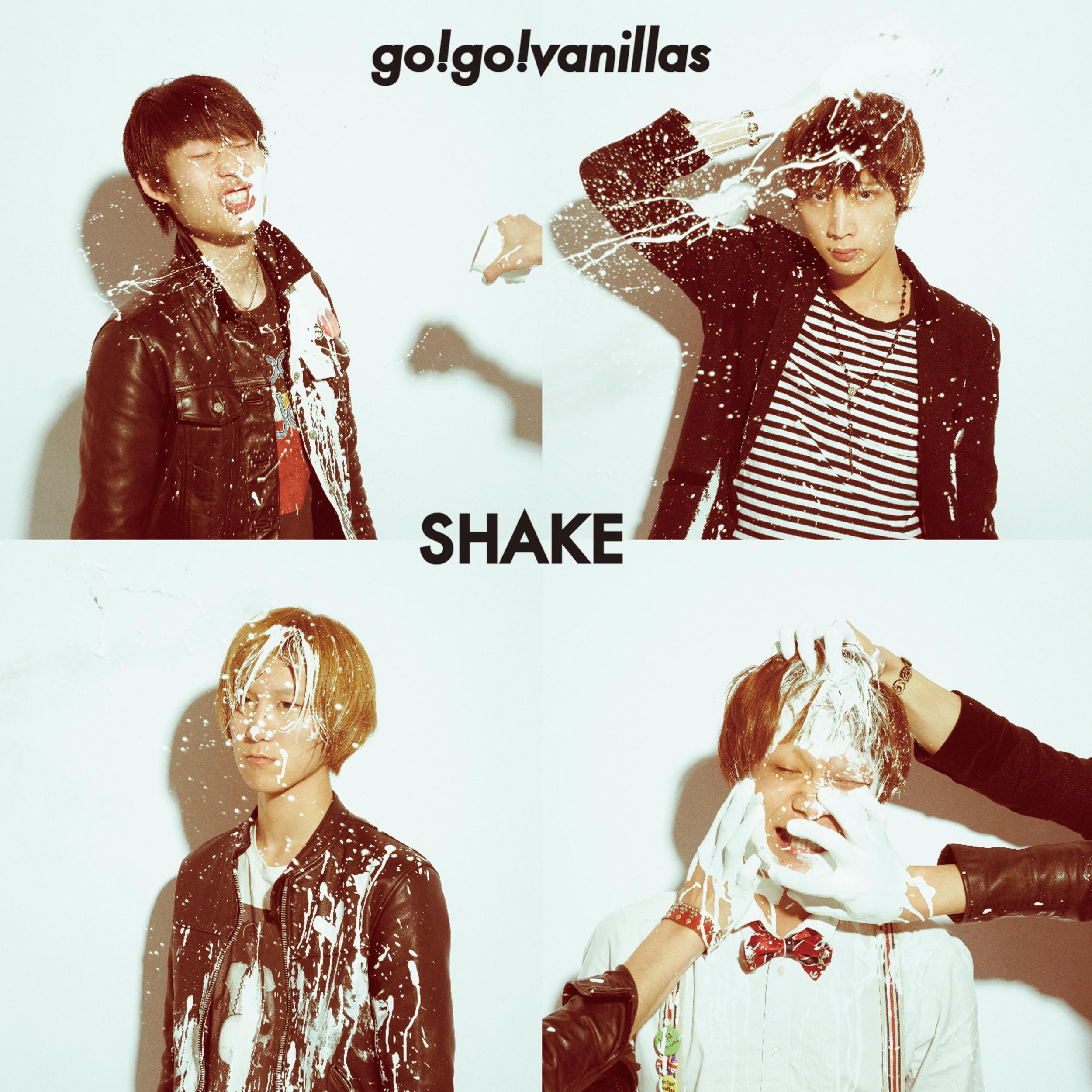 Image of SHAKE / go!go!vanillas