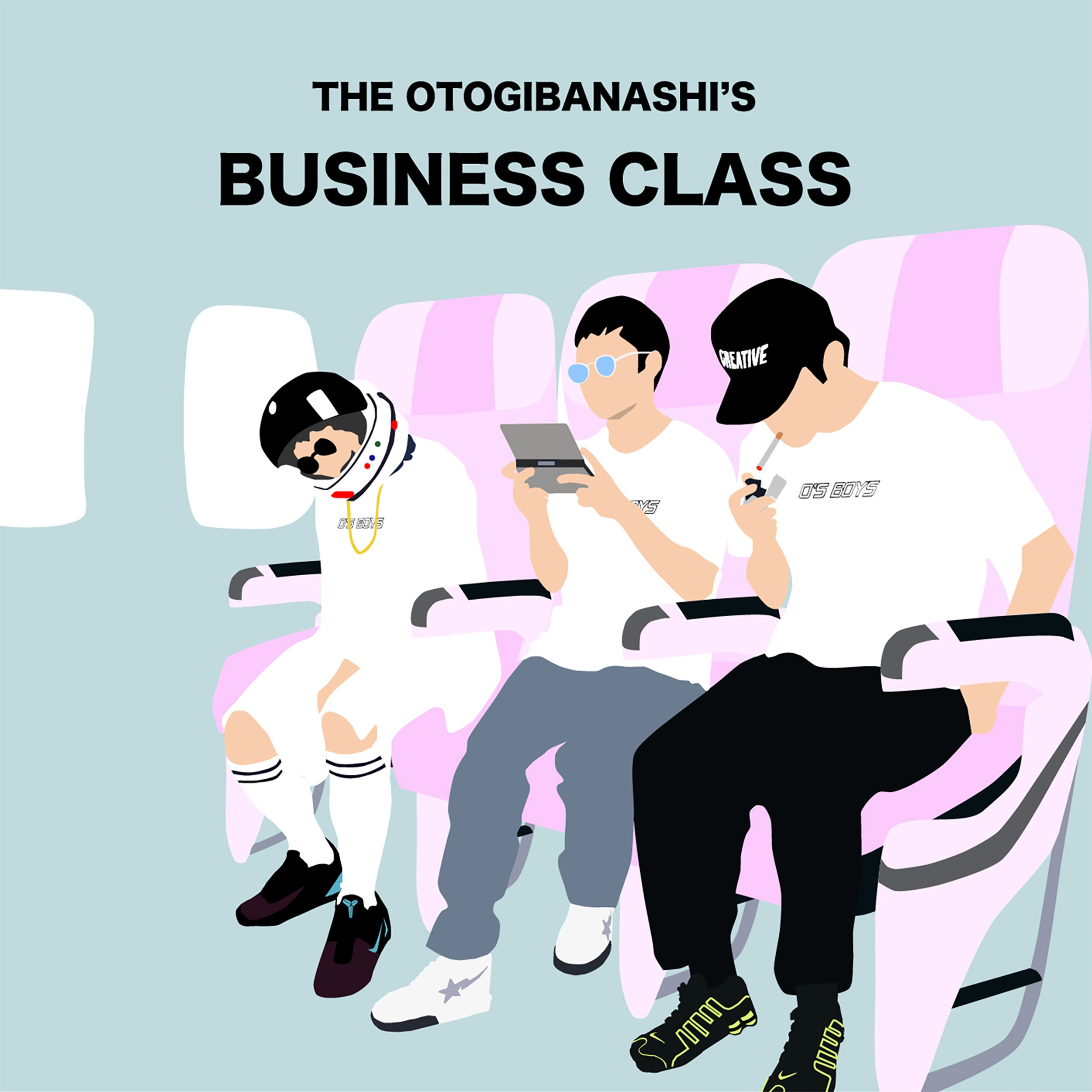 Image of BUSINESS CLASS / THE OTOGIBANASHI'S