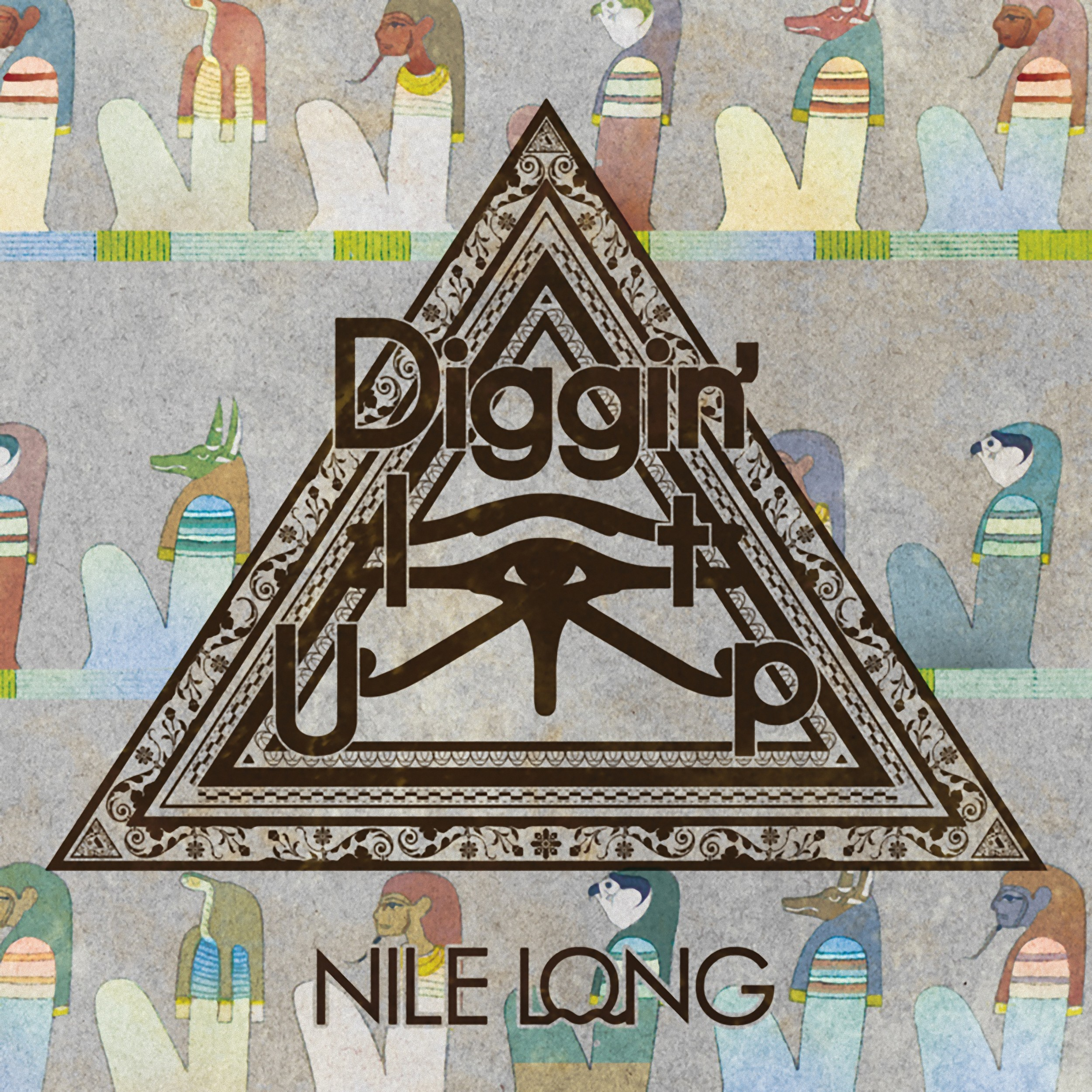 Image of Diggin' It Up / NILE LONG