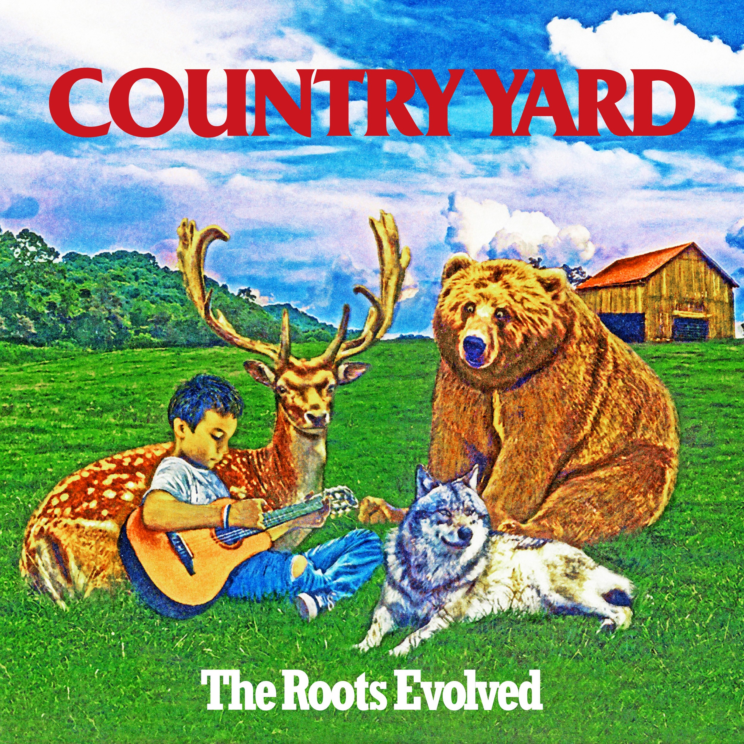 Image of The Roots Evolved / COUNTRY YARD