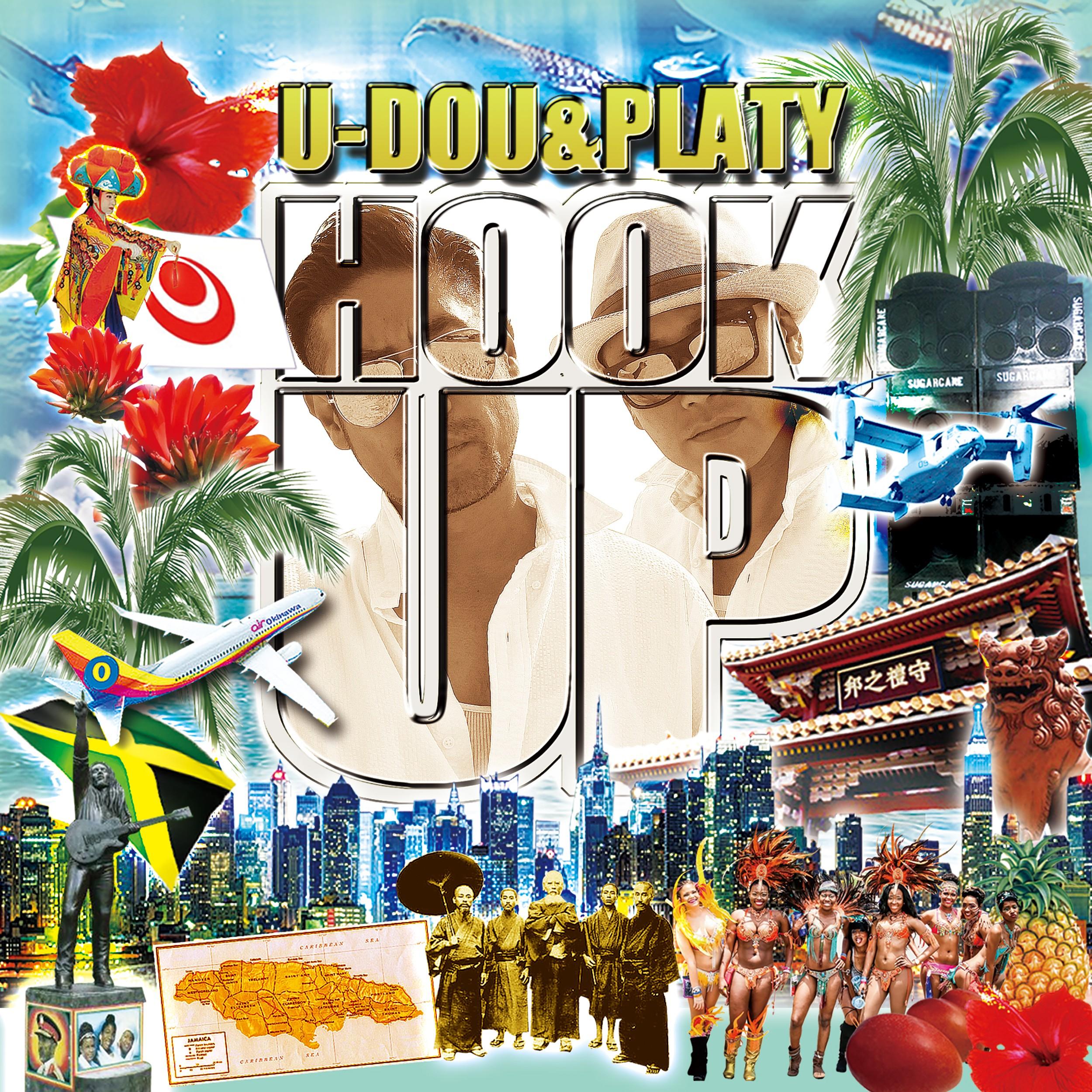 Image of HOOK UP / U-DOU & PLATY