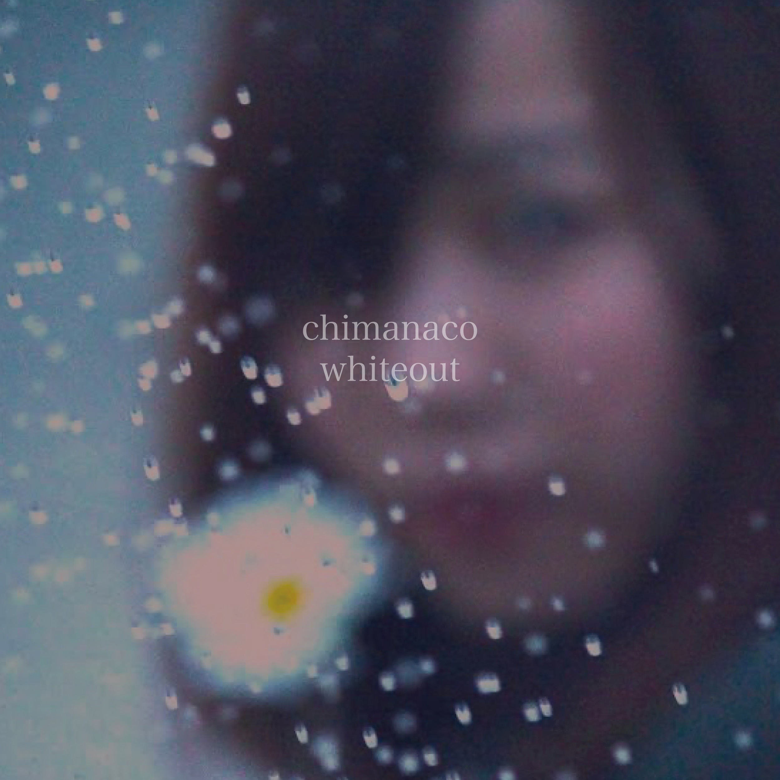 Image of whiteout / 血眼