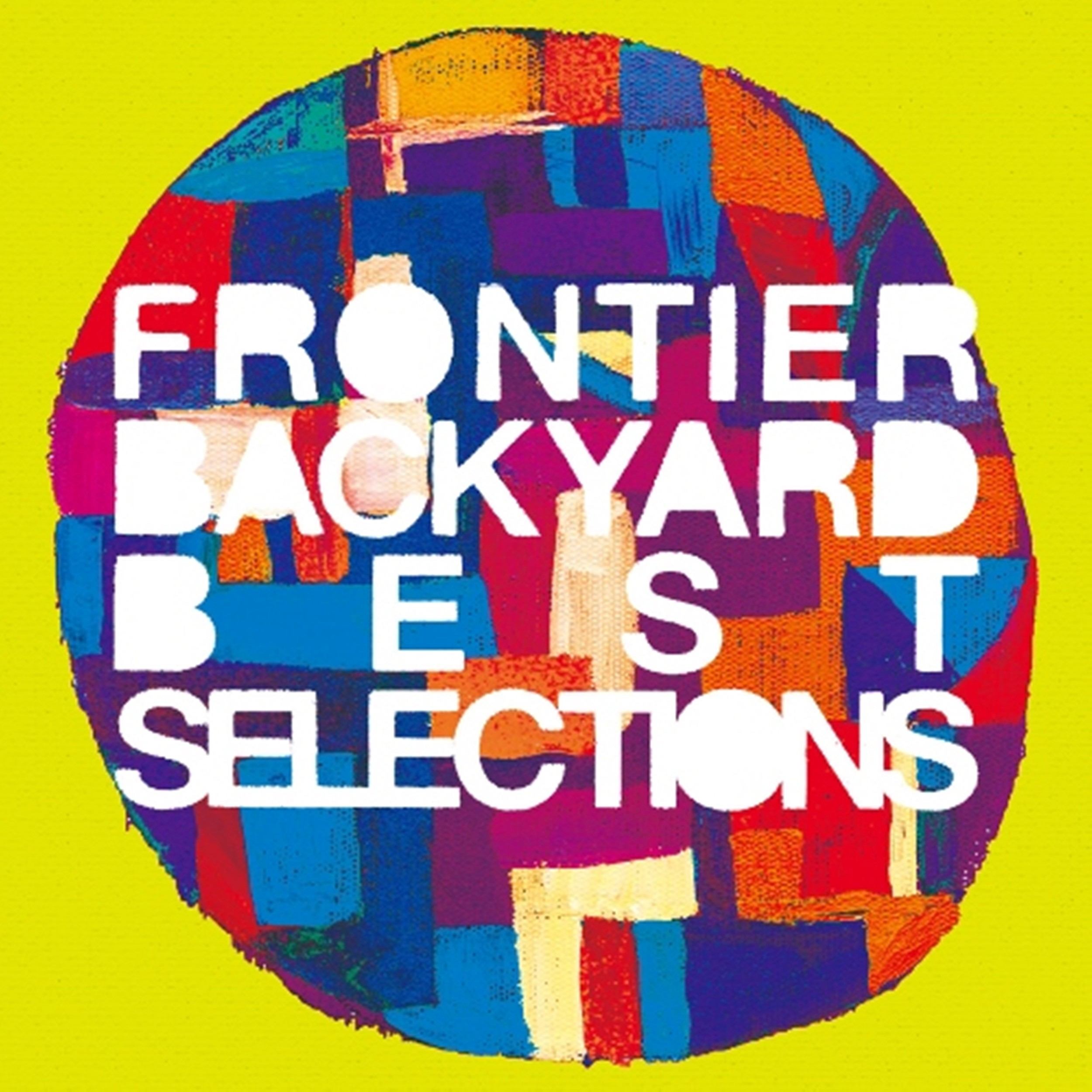 Image of BEST SELECTIONS / FRONTIER BACKYARD