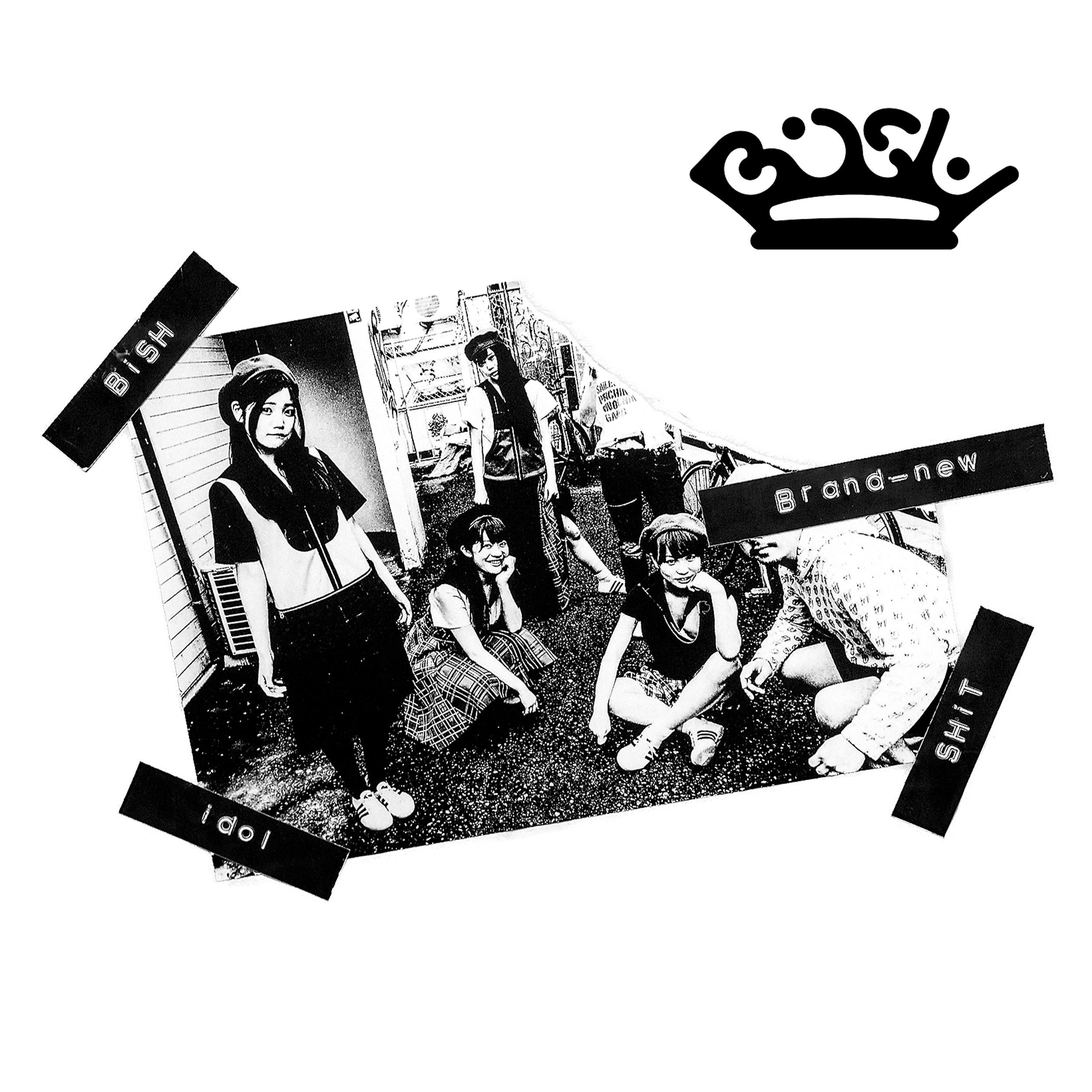 Image of Brand-new idol SHiT / BiSH