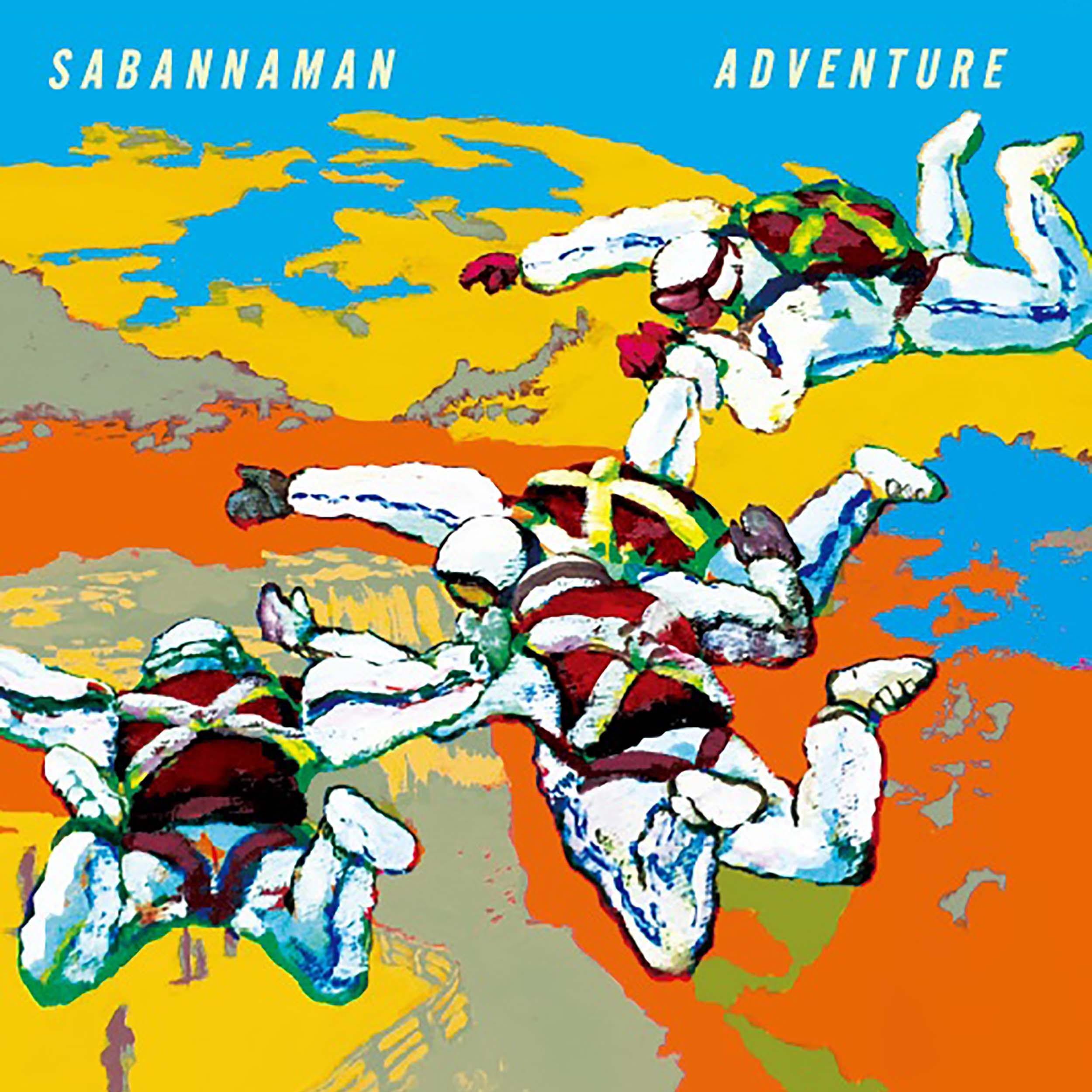 Image of ADVENTURE / SABANNAMAN