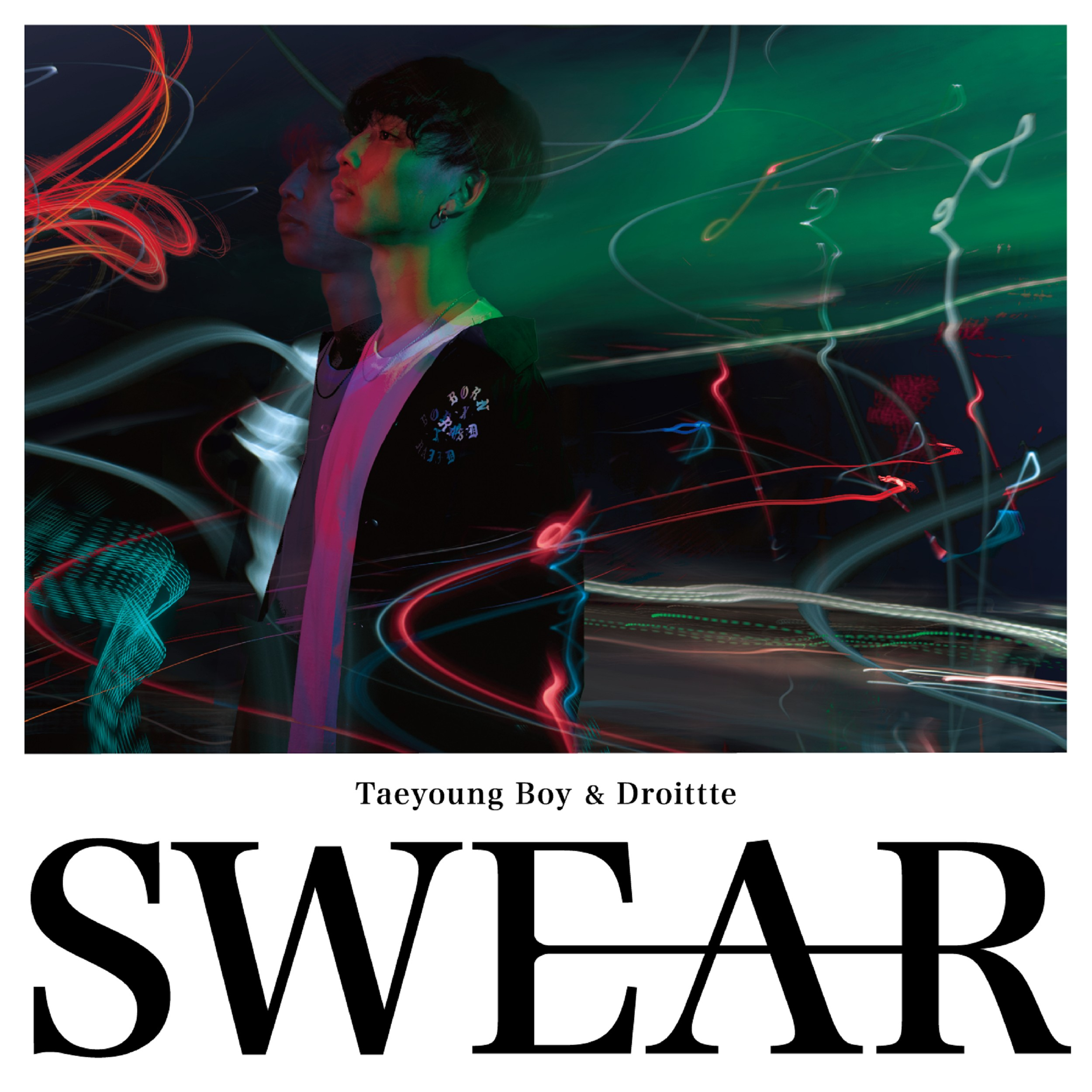 Image of SWEAR / Taeyoung Boy × Droittte