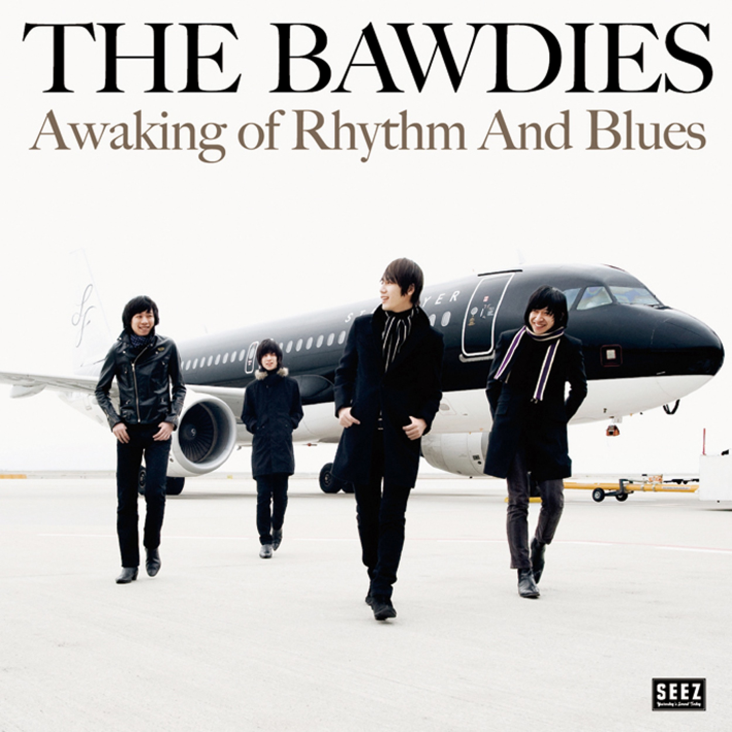Image of Awaking Of Rhythm And Blues / THE BAWDIES