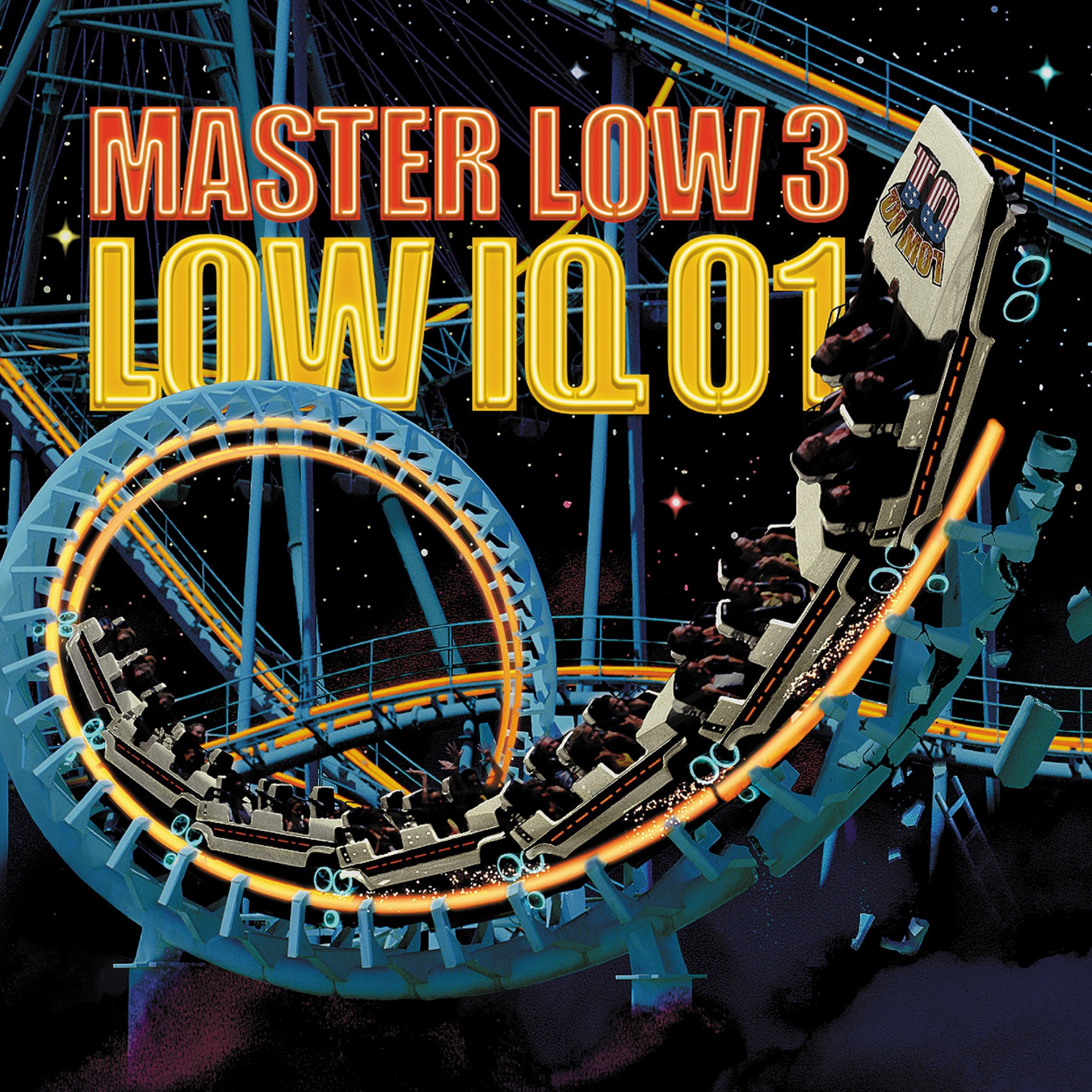 Image of MASTER LOW3 / LOW IQ 01