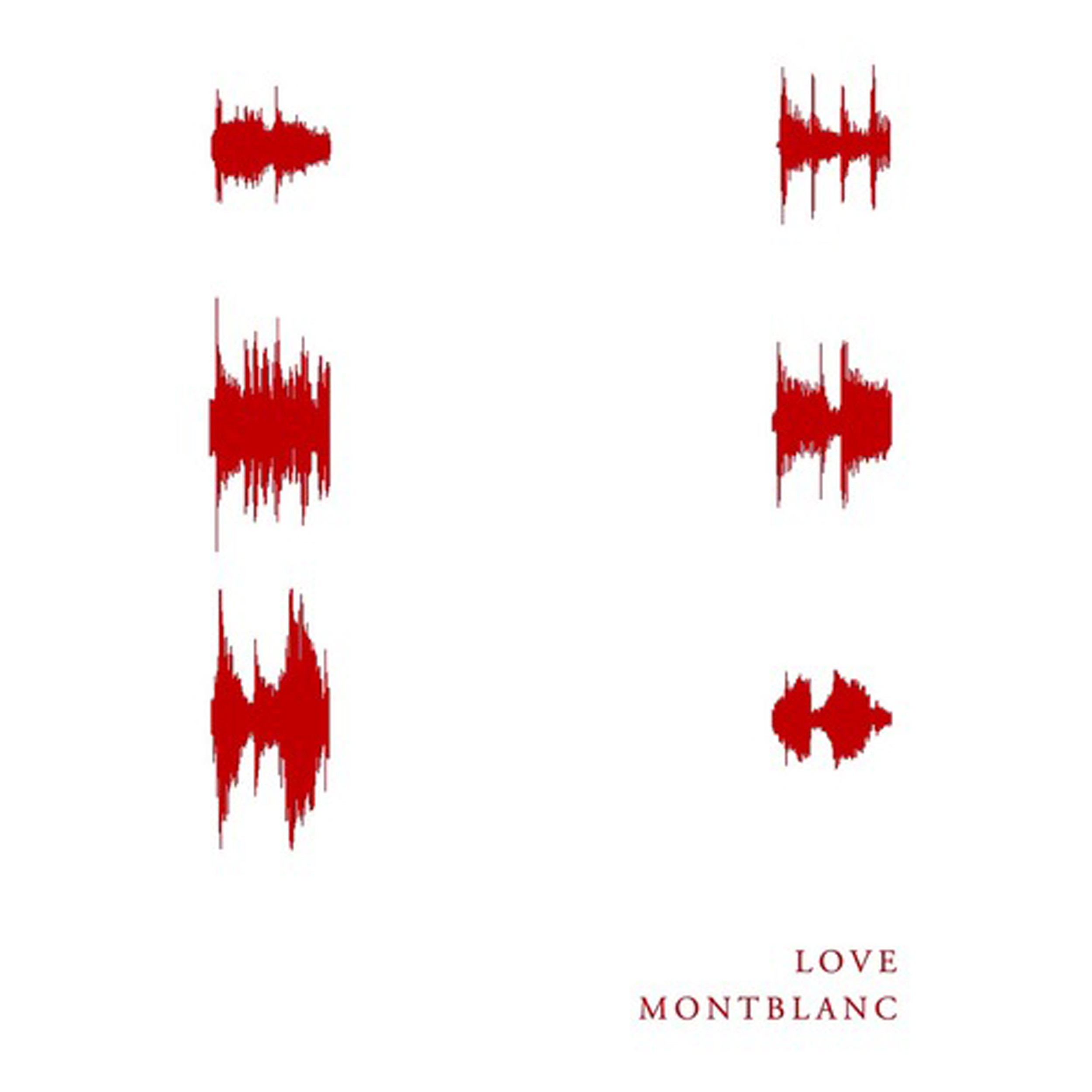Image of LOVE / MONTBLANC