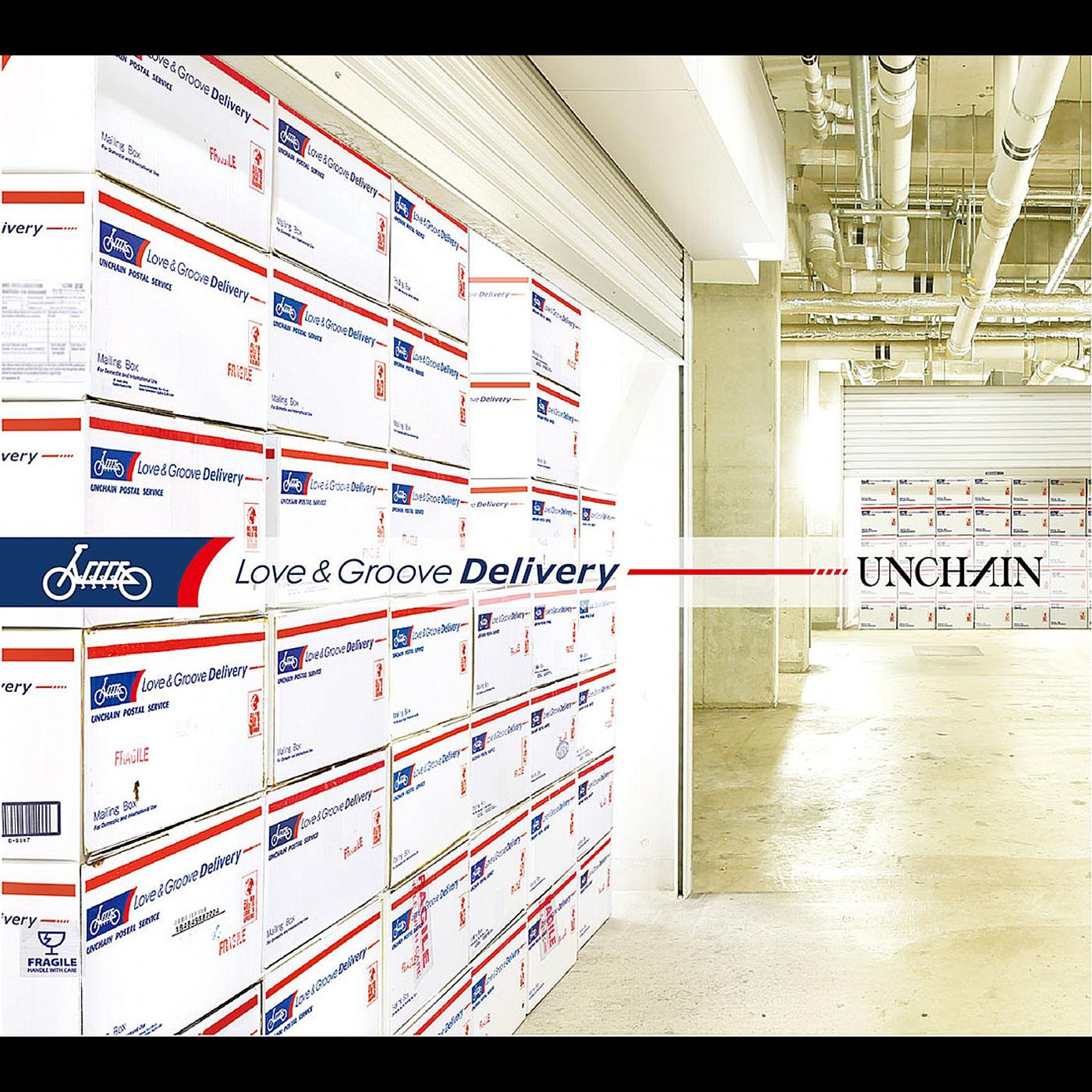 Image of Love & Groove Delivery / UNCHAIN