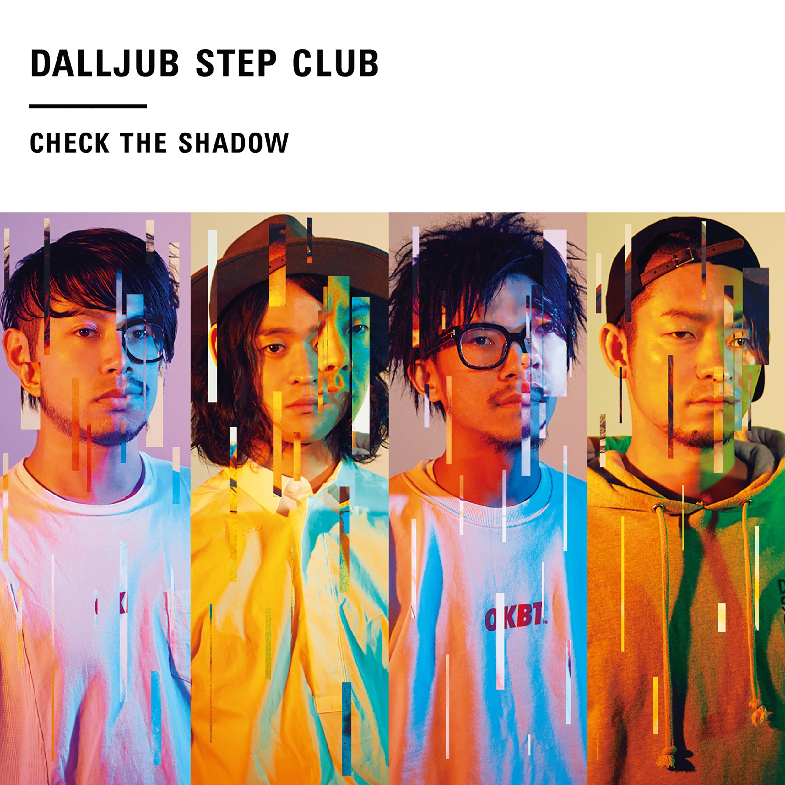 Image of CHECK THE SHADOW / DALLJUB STEP CLUB