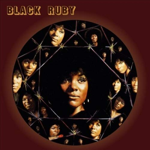 Image of Black Ruby / Ruby Andrews