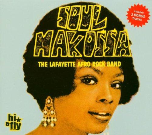 Image of Soul Makossa / Lafayette Afro Rock Band