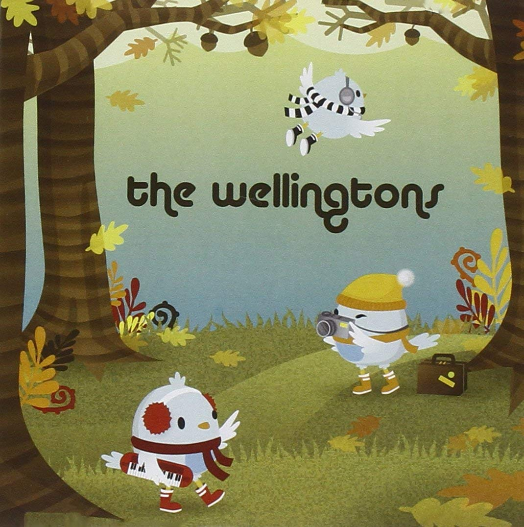 Image of Heading North For The Winter/The Wellingtons