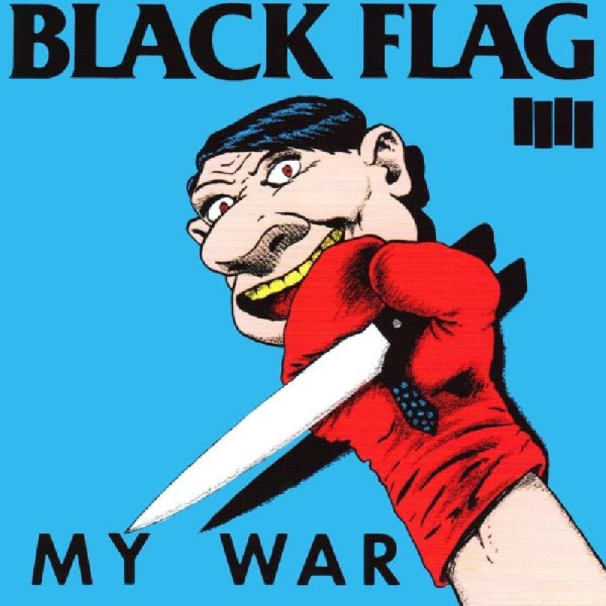 Image of My War / Black Flag