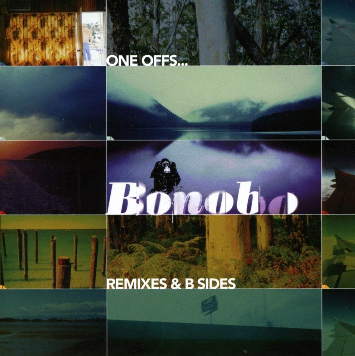 Image of One Offs,Remixes & B Sides / Bonobo