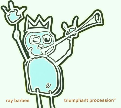 Image of triumphant procession / Ray Barbee