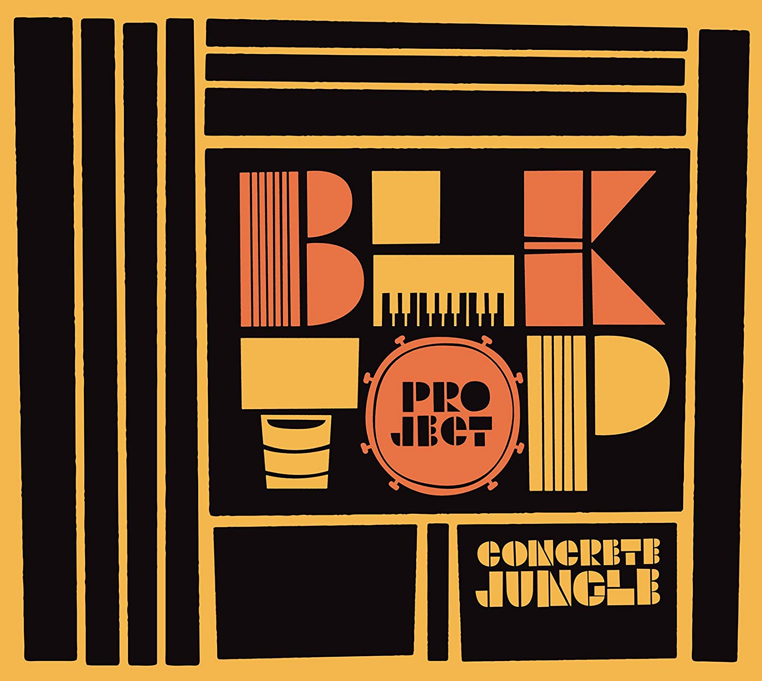 Image of CONCRETE JUNGLE/BLKTOP PROJECT