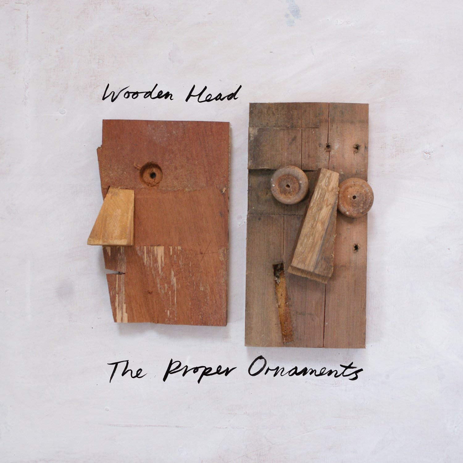 Image of Wooden Head / The Proper Ornaments