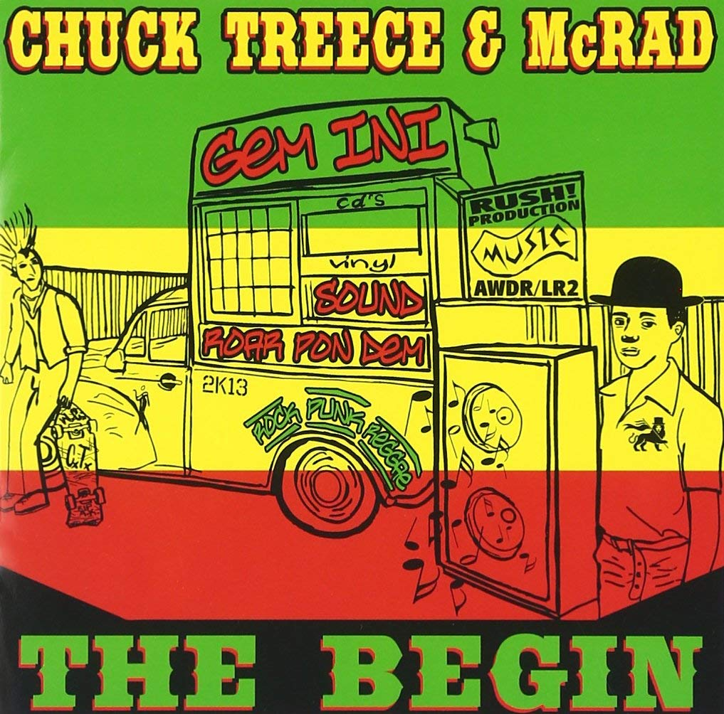 Image of The Begin / CHUCK TREECE & McRAD
