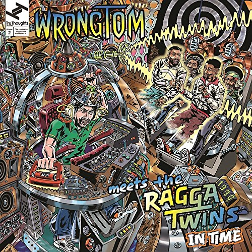 Image of In Time / Wrongtom Meets The Ragga Twins