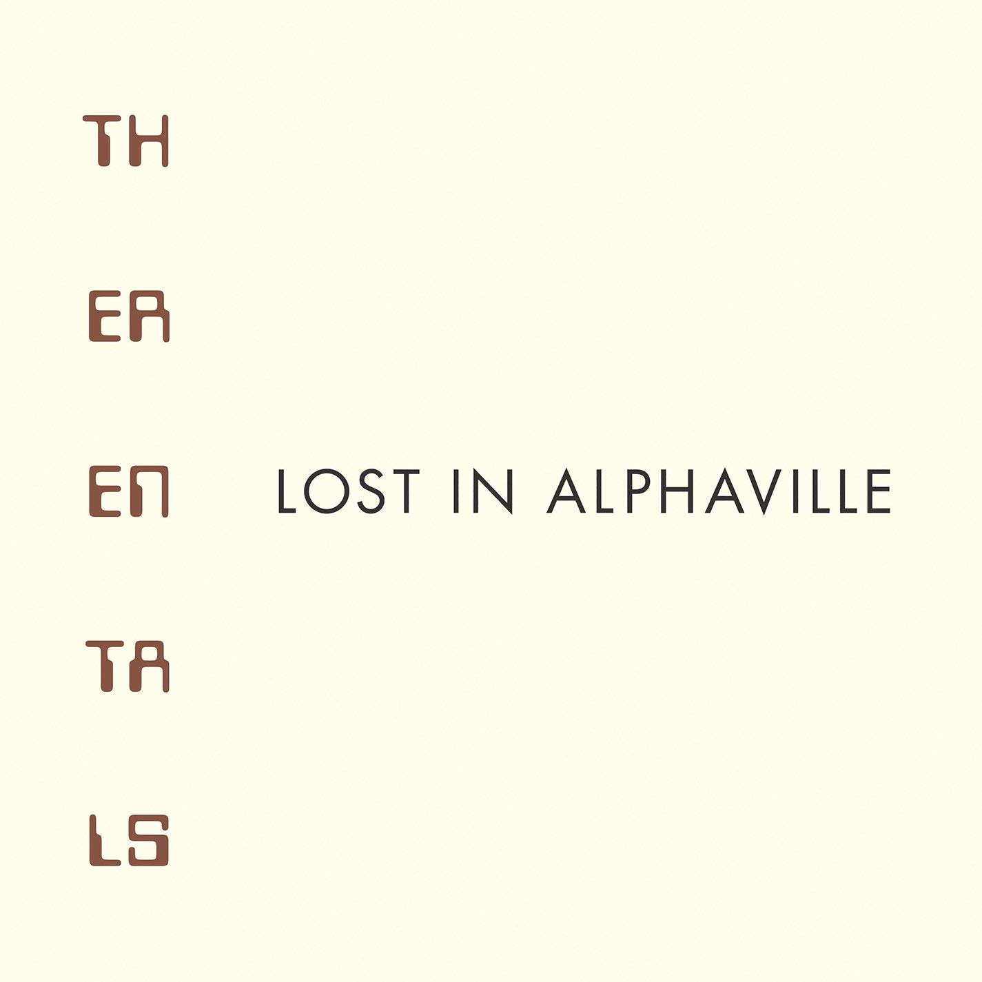 Image of LOST IN ALPHAVILLE / THE RENTALS