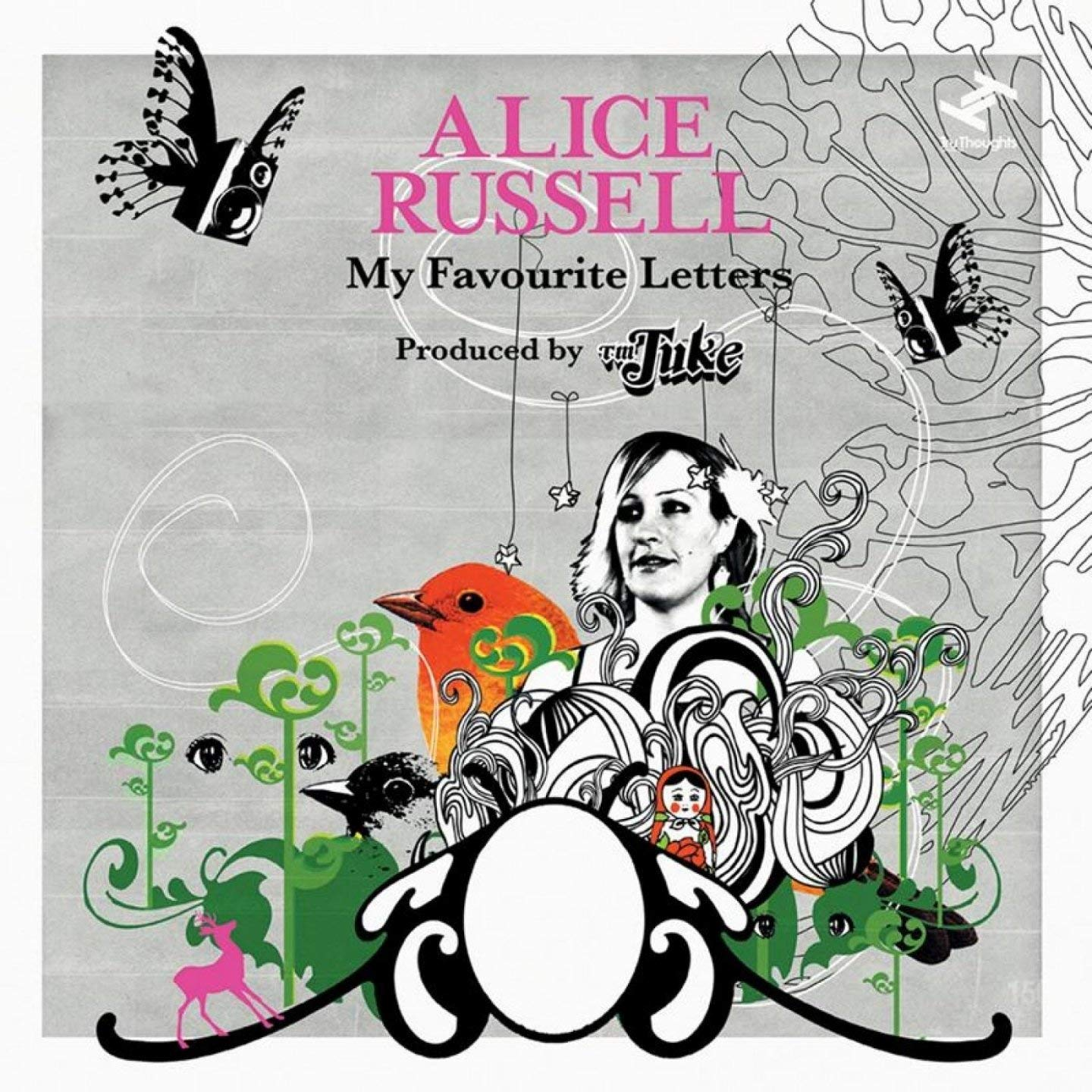 Image of My Favourite Letters / Alice Russell