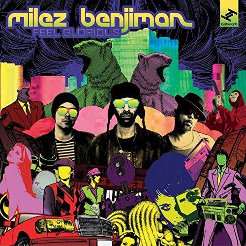 Image of Feel Glorious / Milez Benjiman