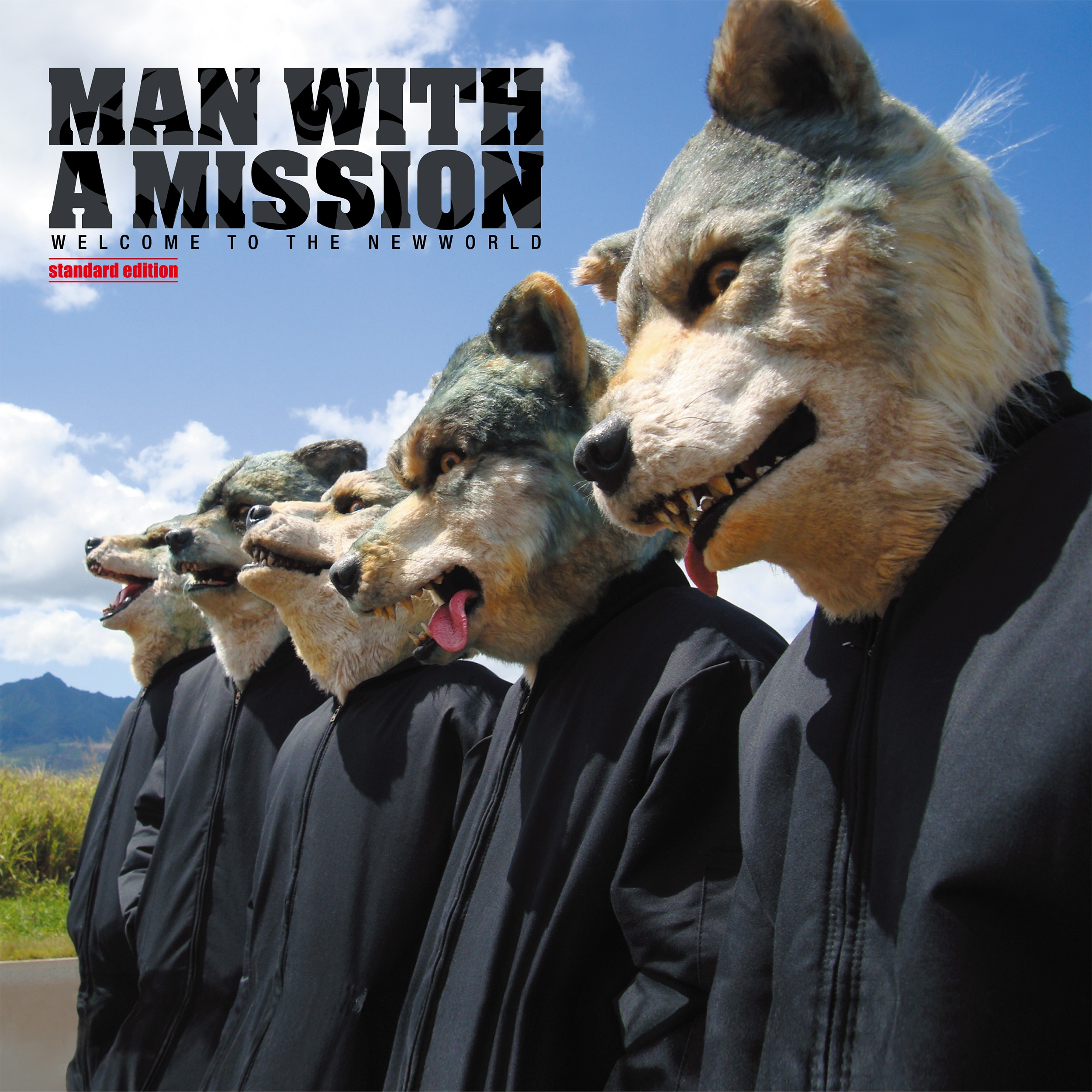 Image of WELCOME TO THE NEWWORLD / MAN WITH A MISSION