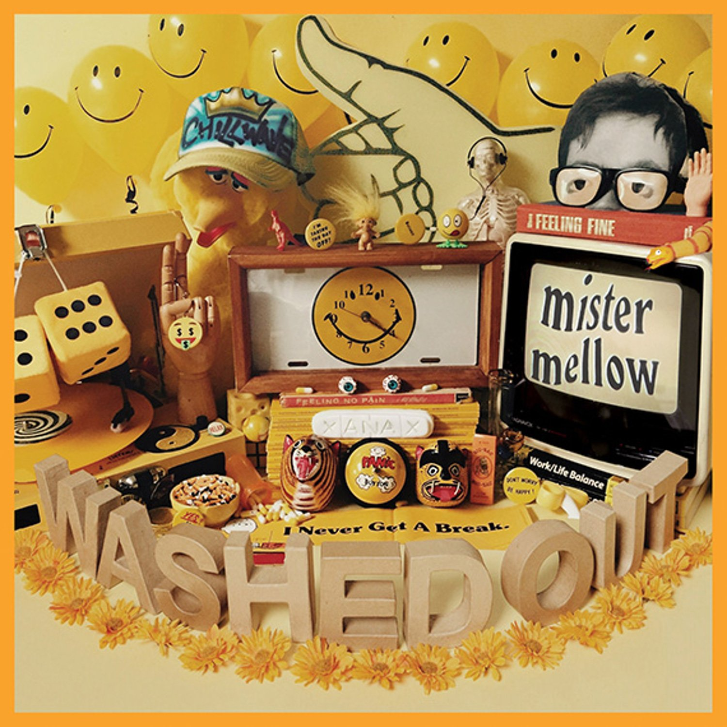 Image of Mister Mellow / Washed Out
