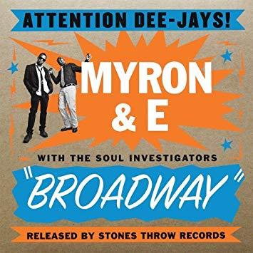 Image of Broadway / Myron & E