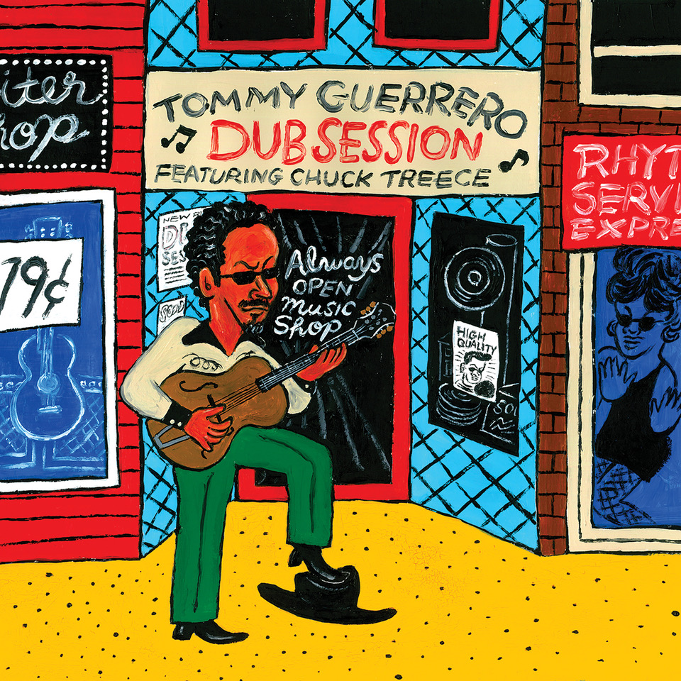 Image of Dub Session / Tommy Guerrero